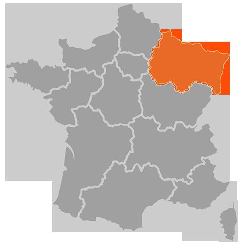 Etat des lieux Grand Est