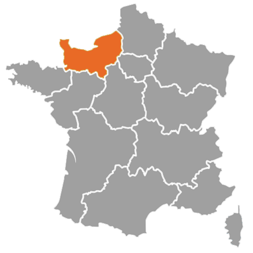Etat des lieux Normandie