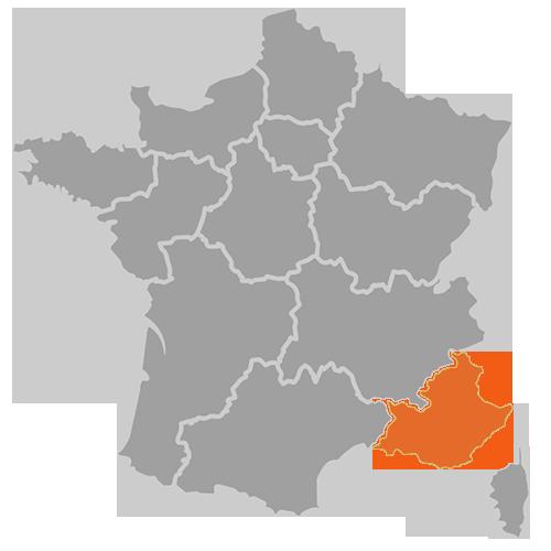 Etat des lieux PACA